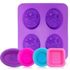 moule à savon pour shampoing solide