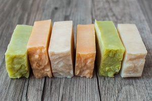 shampoing solide matériel