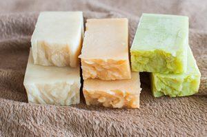 ingrédients pour shampoing solide maison