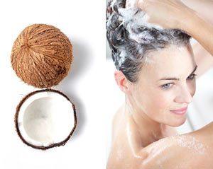 shampoing solide maison noix de coco